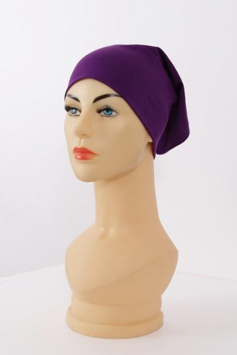 """Bonnets tubes """"les tons violet """""""
