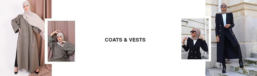 Manteau et Gilet