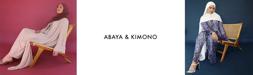 Abaya & Kimono d'été