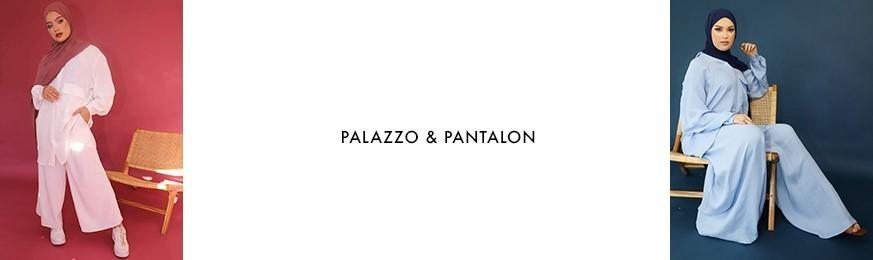 Palazzo & Pantalon Large d'été